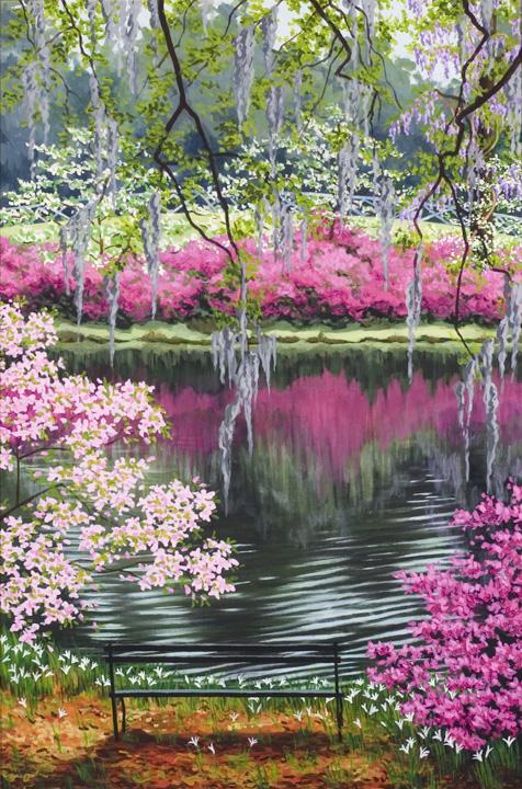 Spring at Millbrook