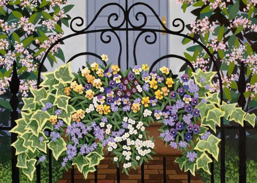 Garden Gate on Lamboll