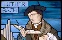 Luther and Bach